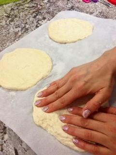 doughspreading