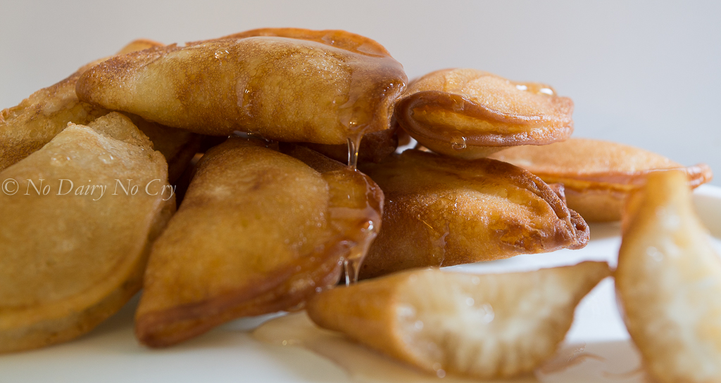 World's First – Vegan Atayef