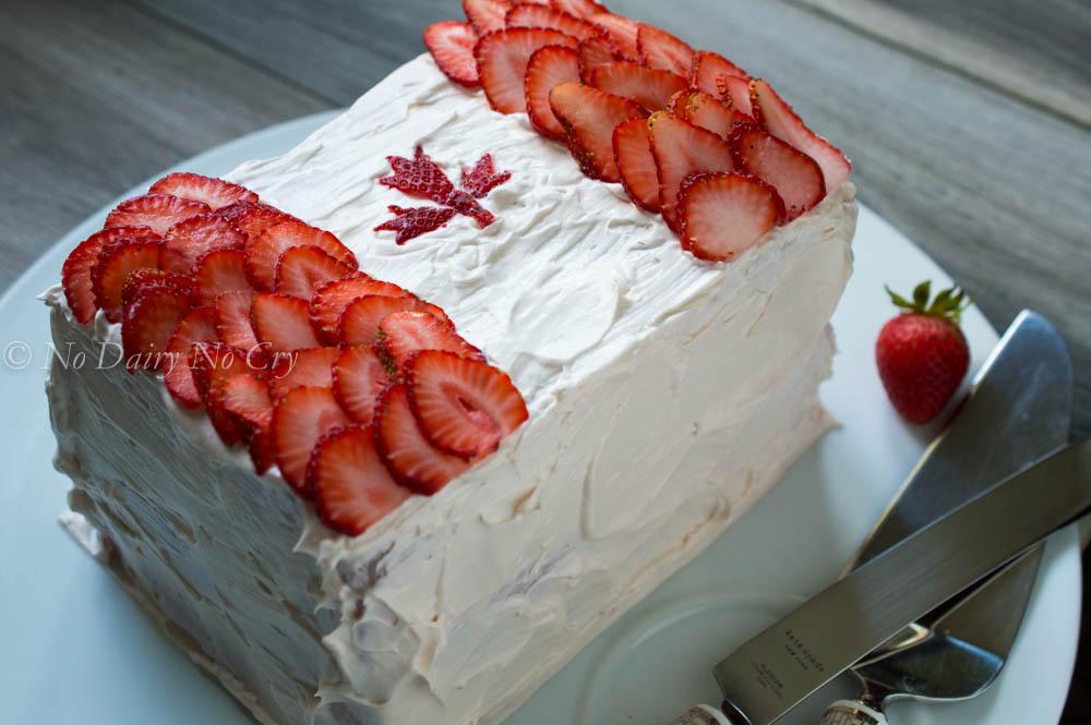 watermelon canada cake7