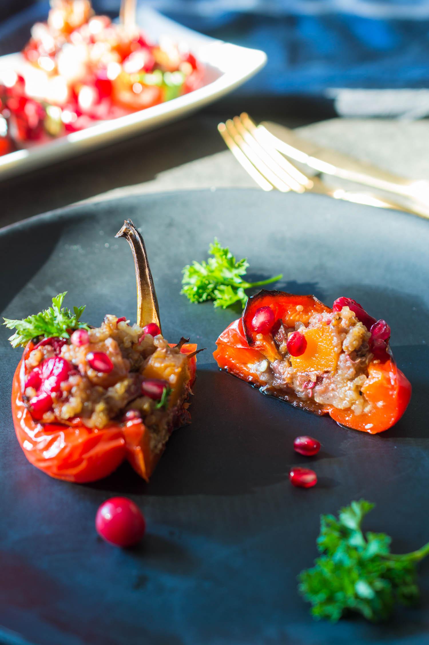 butternutsquashcranberrystuffedpeppers6